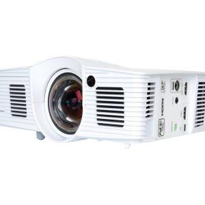 Kortdistansprojektor Optoma GT1080e 1920×1080 Full HD